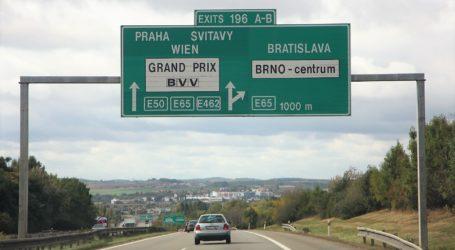 Ograniczenia prędkości – Czechy
