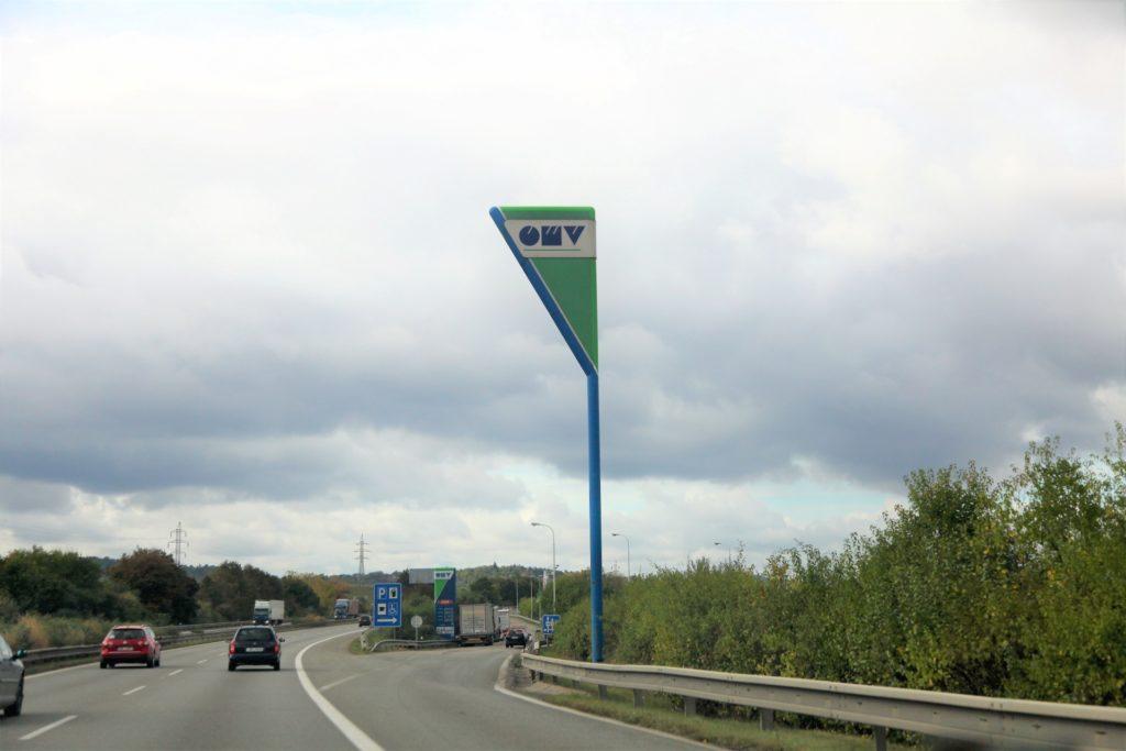 Ceny paliw w Czechach