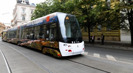"""Po Pradze """"tramwajem kulturalnym"""""""