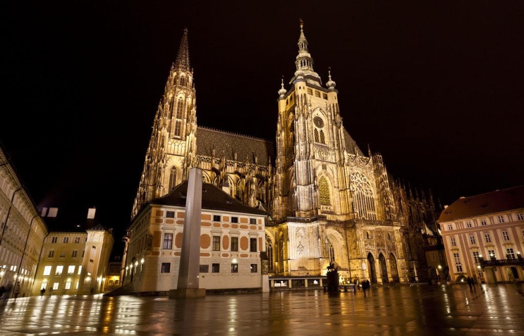 nowe organy w praskiej katedrze