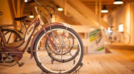 Największe muzeum rowerów w Europie Środkowej!