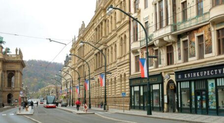 Praga zabłyśnie barwami narodowymi w rocznicę aksamitnej rewolucji