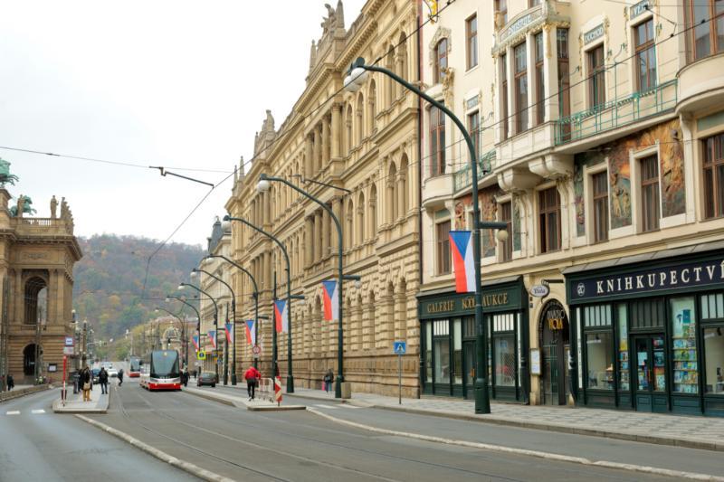 Praga zabłyśnie