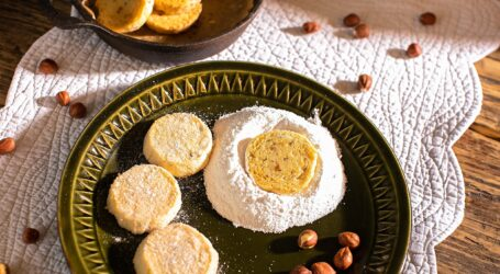 Czeskie ciasteczka świąteczne już są wypiekane. Smakują wybornie!