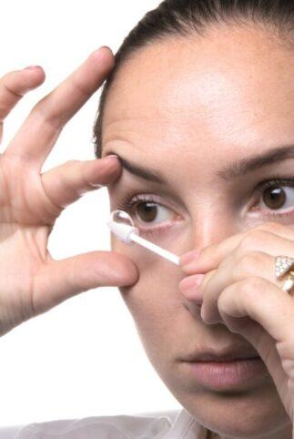 Pałeczki do oczu