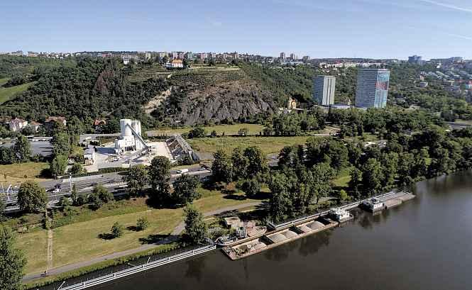 Praga ma betoniarnie