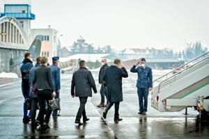 Premier Czech na szczycie V4