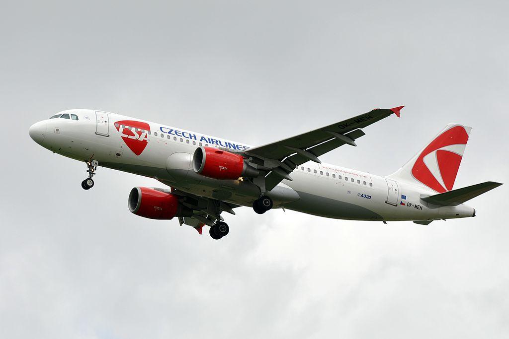 upadłość czeskich linii lotniczych ČSA