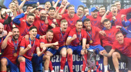Piłkarze z Czech mają swój wkład w zdobycie Pucharu Polski przez Raków Częstochowa