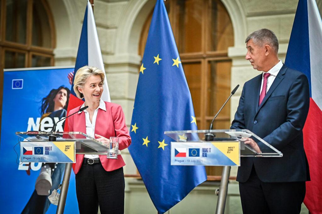 Czeski plan odbudowy