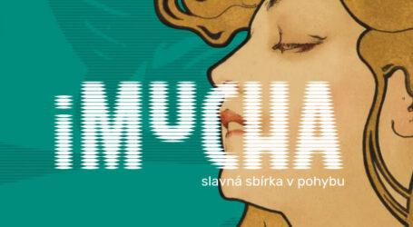 Ożywające obrazy Alfonsa Muchy