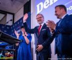 EURACTIV.pl: w Czechach SPOLU minimalnie wygrywa wybory i planuje koalicję z Piratami i STAN